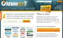 Online kontrola na dostupnost uživatelského jména. Nepostradatelná aplikace pro ochranu nejen firemního jména!