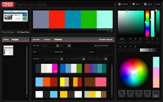 Optimální barevné schéma