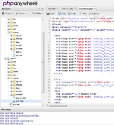 Programování v PHP online