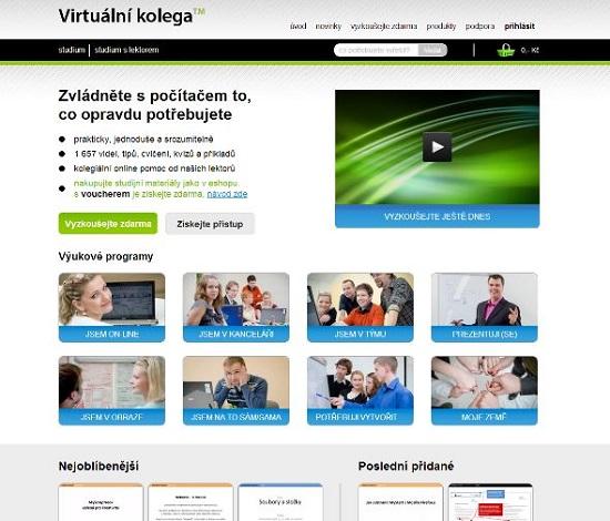Virtuální kolega – Řešení nejenom pro firmy