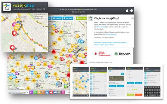 Představujeme užitečnou aplikaci určenou nejen pro vozíčkáře!