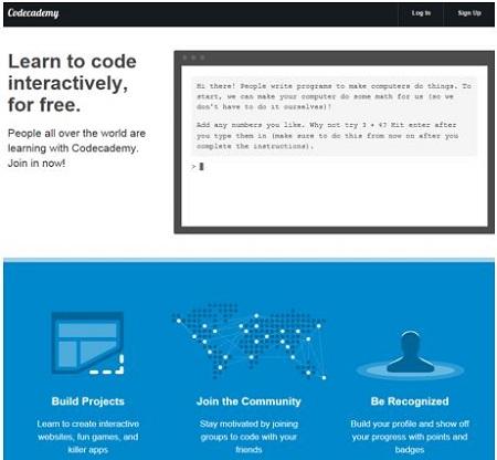 Jak se naučit programovat? Jednoduše Codecademy nebo CodeSchool !