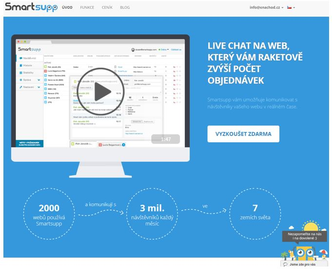 Smartsupp - Live Chat