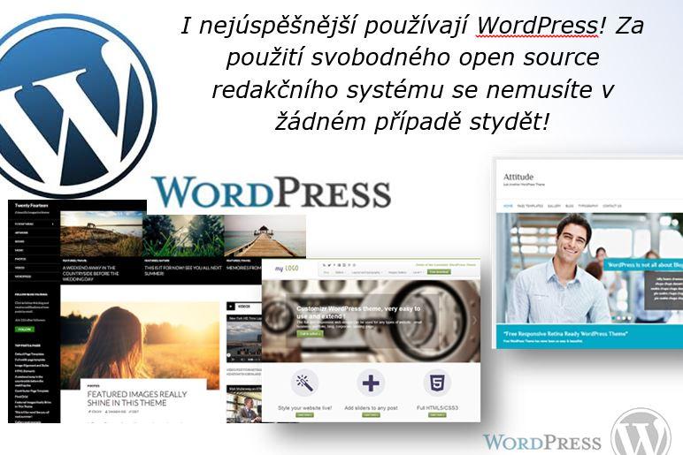 21 výhod redakčního systému WordPress #WordPress
