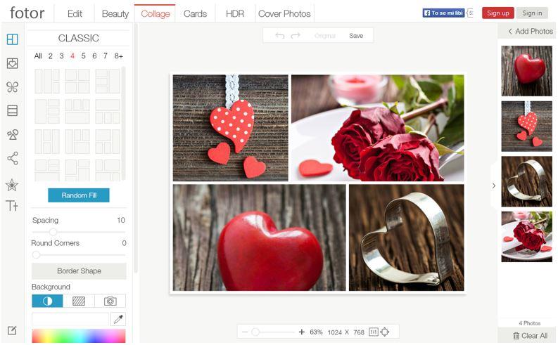 Úprava fotek na špičkové úrovni včetně podpory HDR online a zdarma #Design