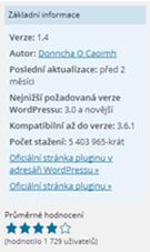plugin-informace