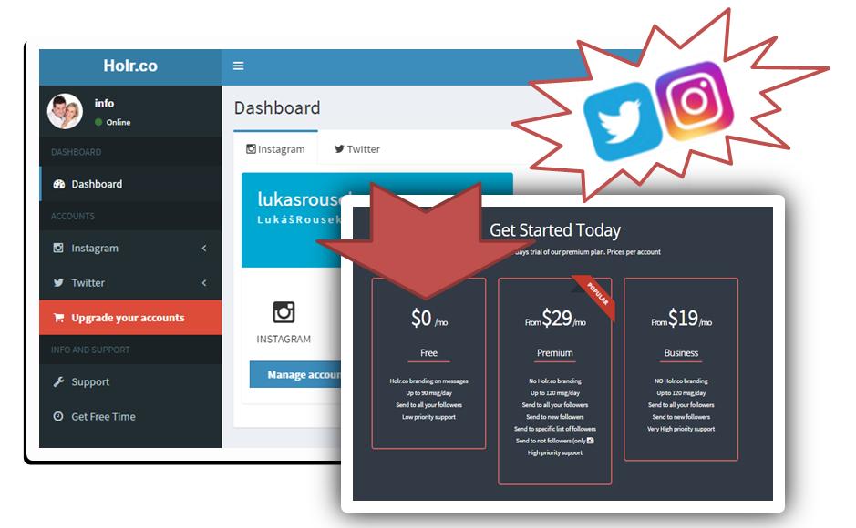 #Webaplikace #Instagram