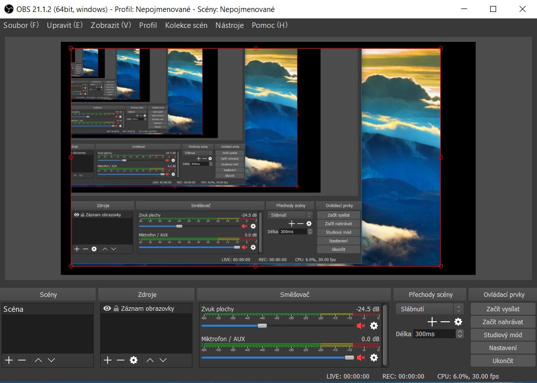 Jak nahrávat video z webové kamery či obrazovky počítače? #Video