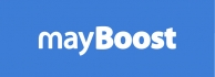 mayboost logo